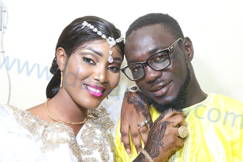 Les images du mariage de Boury Mbaye photographe de Dakaractu et Coura Dabo à la Médina