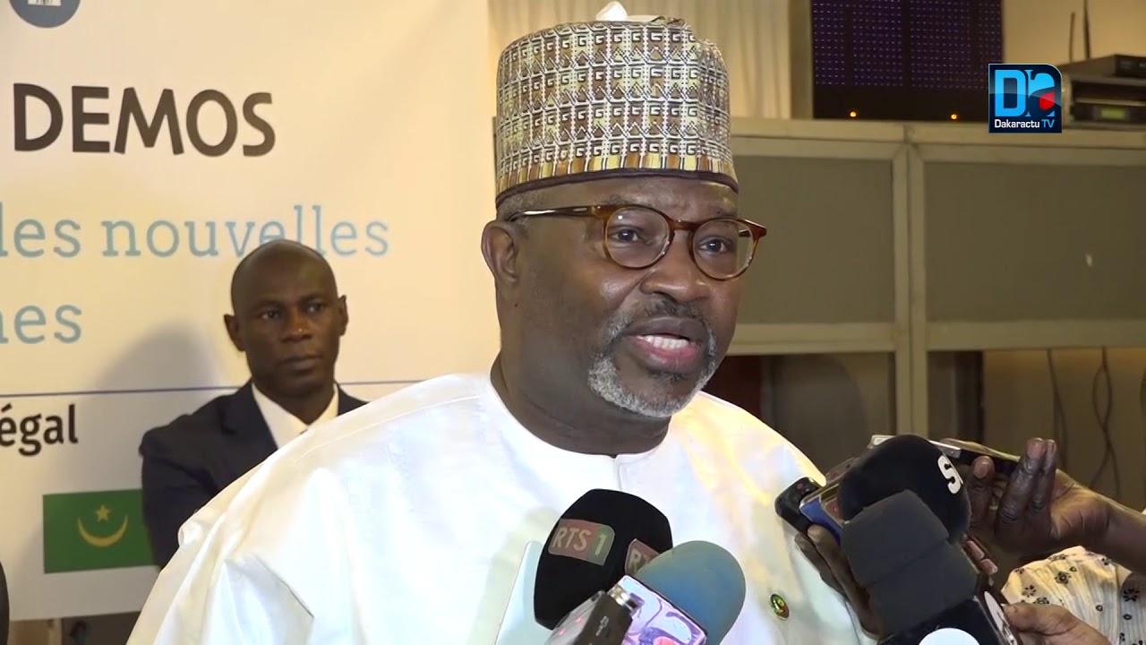 2019/ PRÉMICES D'UNE CANDIDATURE : Alioune Badara Cissé va-t-il démissionner le 24 août pour affronter Macky ?