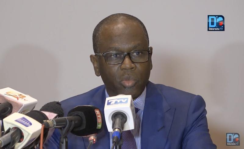 Birima Mangara, ministre en charge du budget : « Le gouvernement ne va pas dormir sur ses lauriers…»