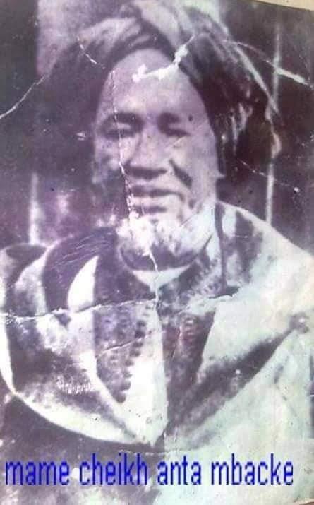 IL FUT RICHE ET IL FUT FIDÈLE - Darou Salam se rappelle Mame Cheikh Anta  Mbacké,  ce singulier disciple de Cheikh Ahmadou Bamba