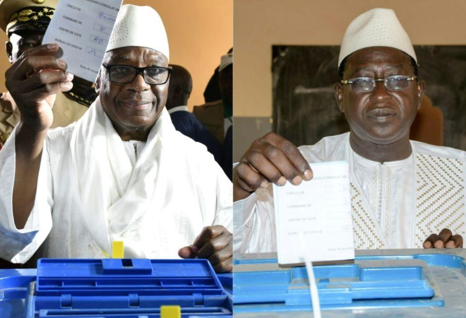 Mali/présidentielle: second tour entre le sortant et le chef de l'opposition