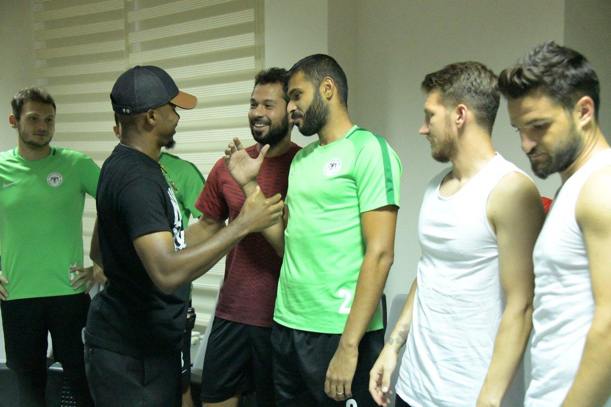 Konyaspor : Eto'o est libre (officiel)