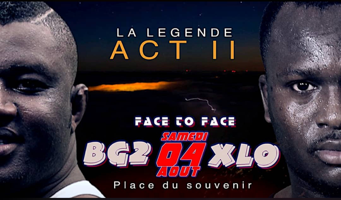 PLACE DU SOUVENIR : Vivez en direct sur Dakaractu le « Face 2 Face » Balla Gaye II et Modou Lô