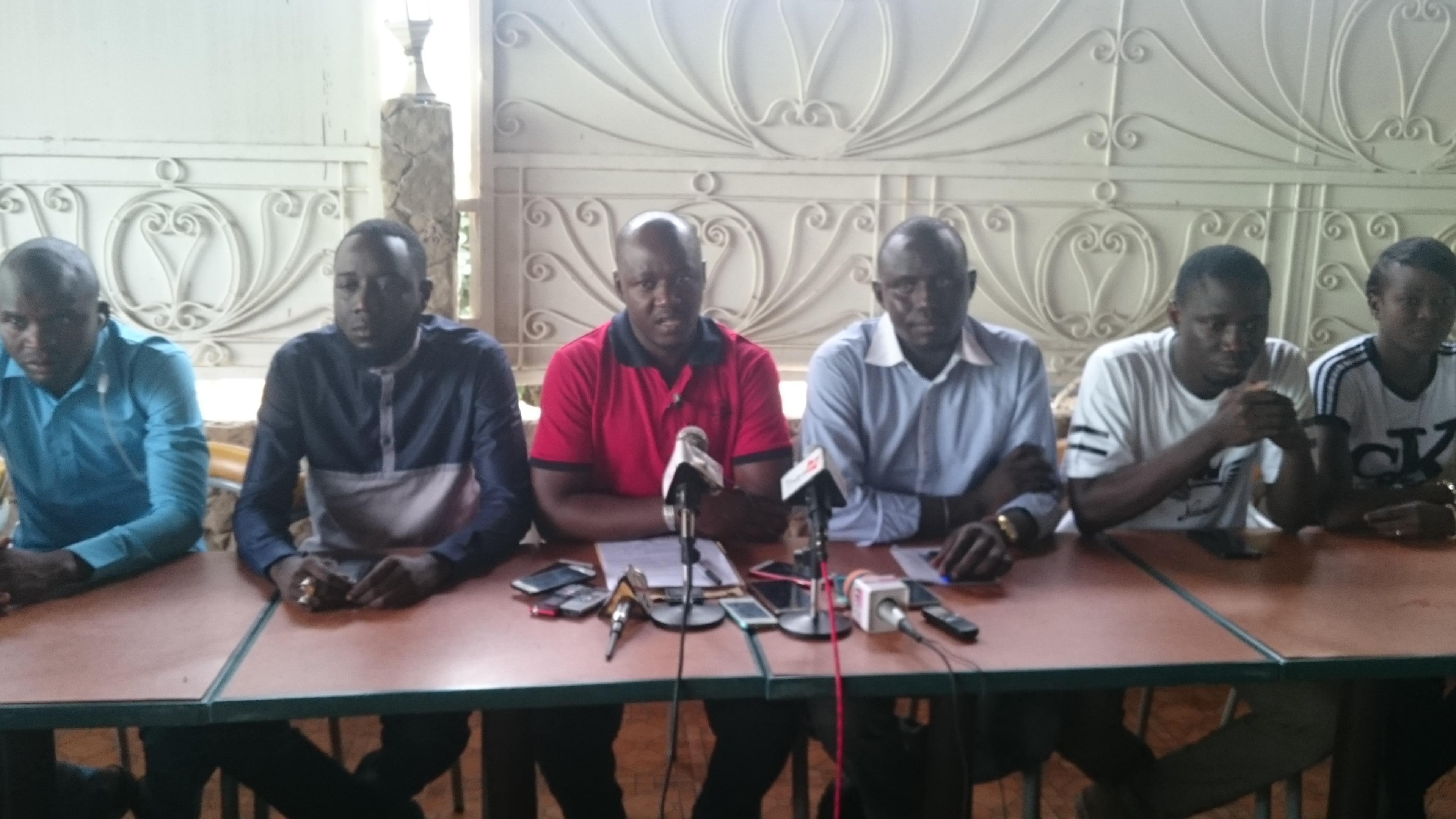 Conseil National de la Jeunesse (CNJ) : Les dissidents se réunissent à Thiès, lancent une pétition et menacent de boycotter les vacances citoyennes