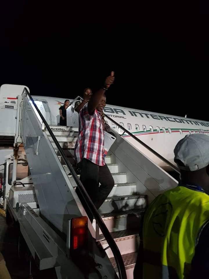 Incident à l'arrivée de la dépouille mortelle de la mère de Jammeh : Barrow en colère après l'interpellation de l'ex-aide de camp du président déchu