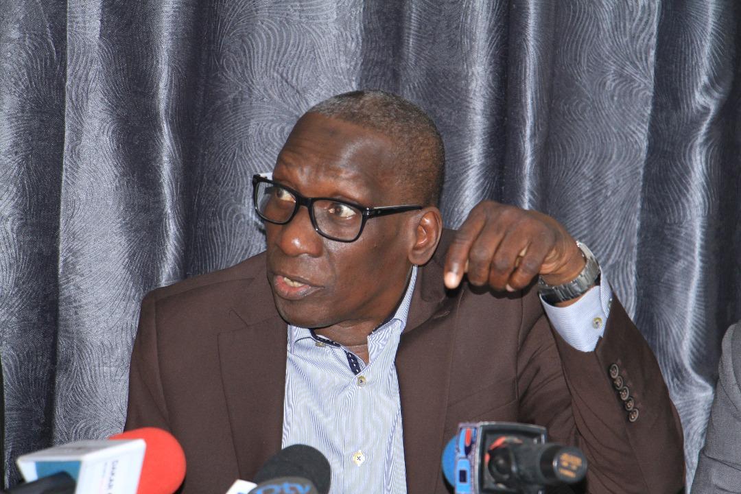 Mamadou Diop Decroix interdit de réunion au CDEPS de Louga