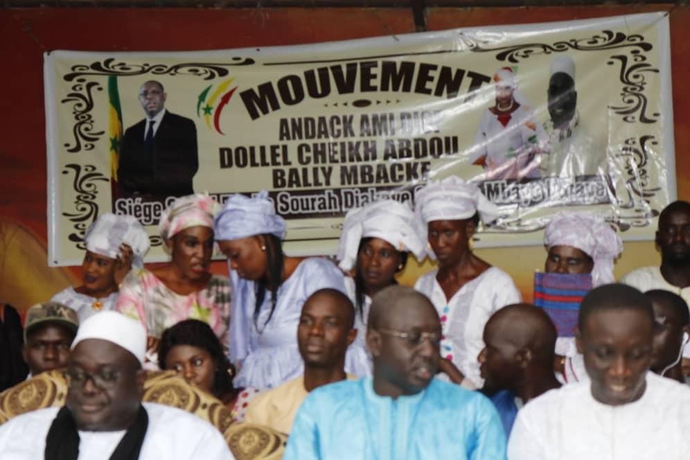 TOUBA / EN ROUTE VERS 2019- Cheikh Abdou Bali à l'assaut des militants frustrés et des populations jamais impliquées dans la chose politique (IMAGES)