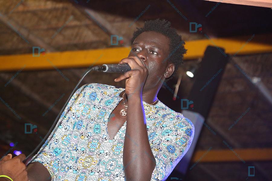 Les images du concert de Tarba Mbaye à la Payotte (Bceao)