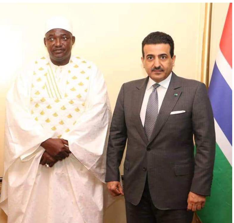 Retombées d'un remaniement : Barrow reçoit le procureur général du Qatar