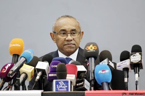 Jury disciplinaire CAF : l'arbitre Sénégalais Daouda Gueye  suspendu de toute activité