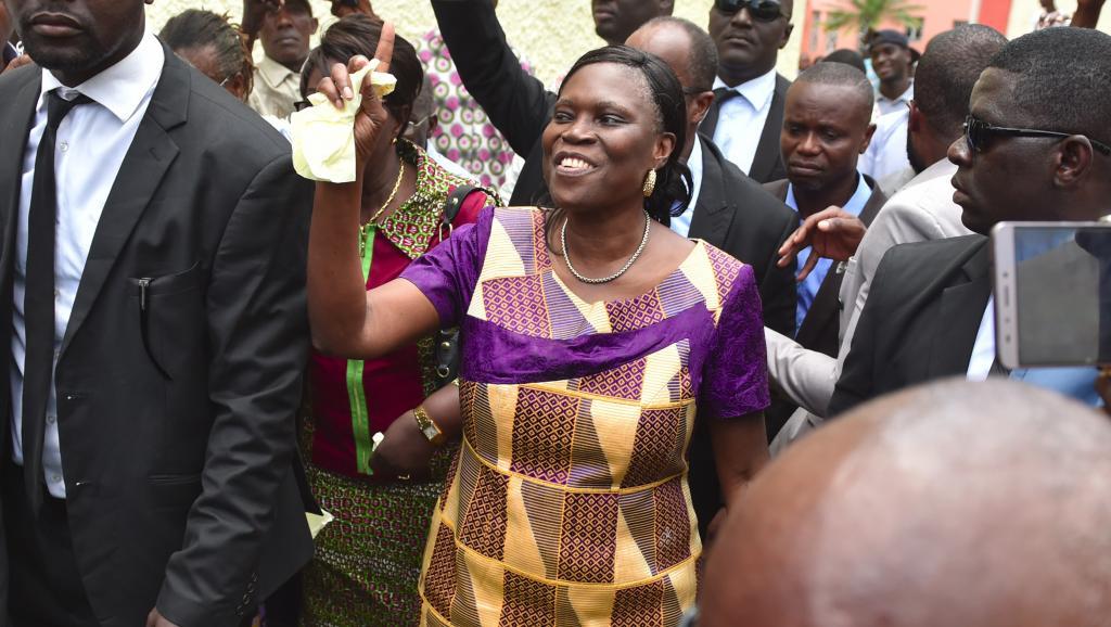 Côte d'Ivoire : Remise en liberté, Simone Gbagbo est rentrée chez elle