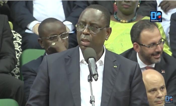 Annonce du président Macky Sall : Le Sénégal se prépare à construire un stade de football de 50 000 places