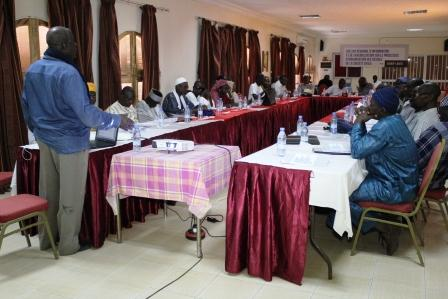 Atelier Régional des Assises de la Société Civile de Saint-Louis  : Le Président de la cellule CONGAD dresse un tableau sombre