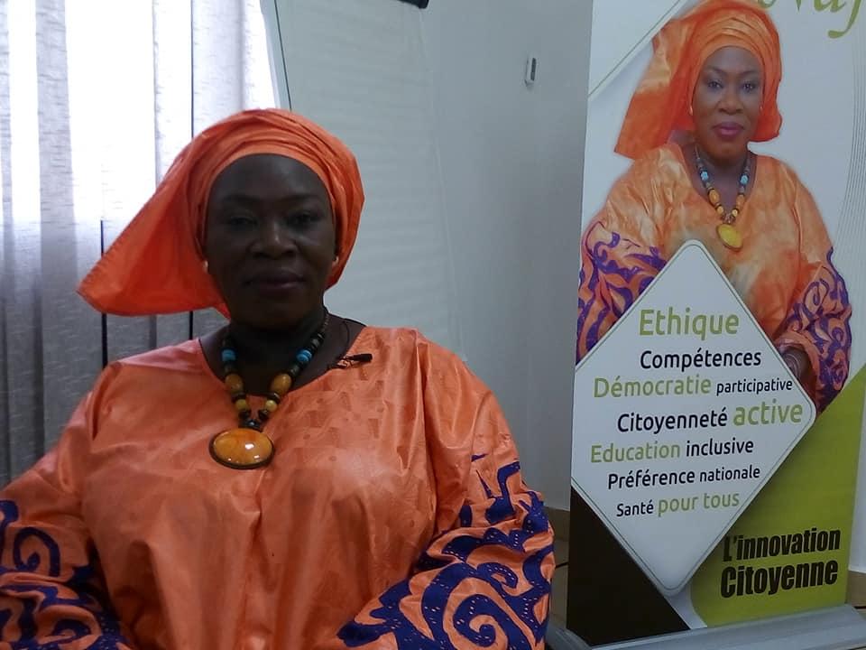 PRÉSIDENTIELLE : Nafissatou Wade de la convergence « Déggu jëf » est candidate
