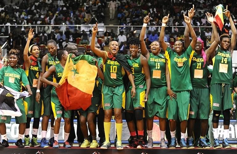 Préparation du Mondial 2018 : Les Lionnes du basket en regroupement le 17 août à Dakar