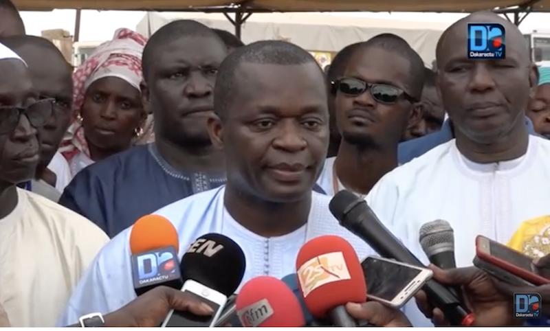 Huile d'arachide : Le ministre du Commerce se félicite de l'effectivité de l'accord entre acteurs du secteur pour promouvoir la production locale