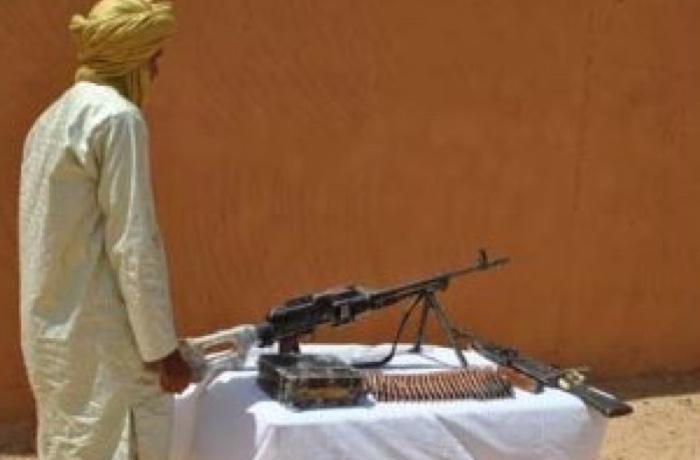 Algérie : Reddition du jihadiste ayant revendiqué l'attentat qui a tué deux soldats sénégalais de la Minusma