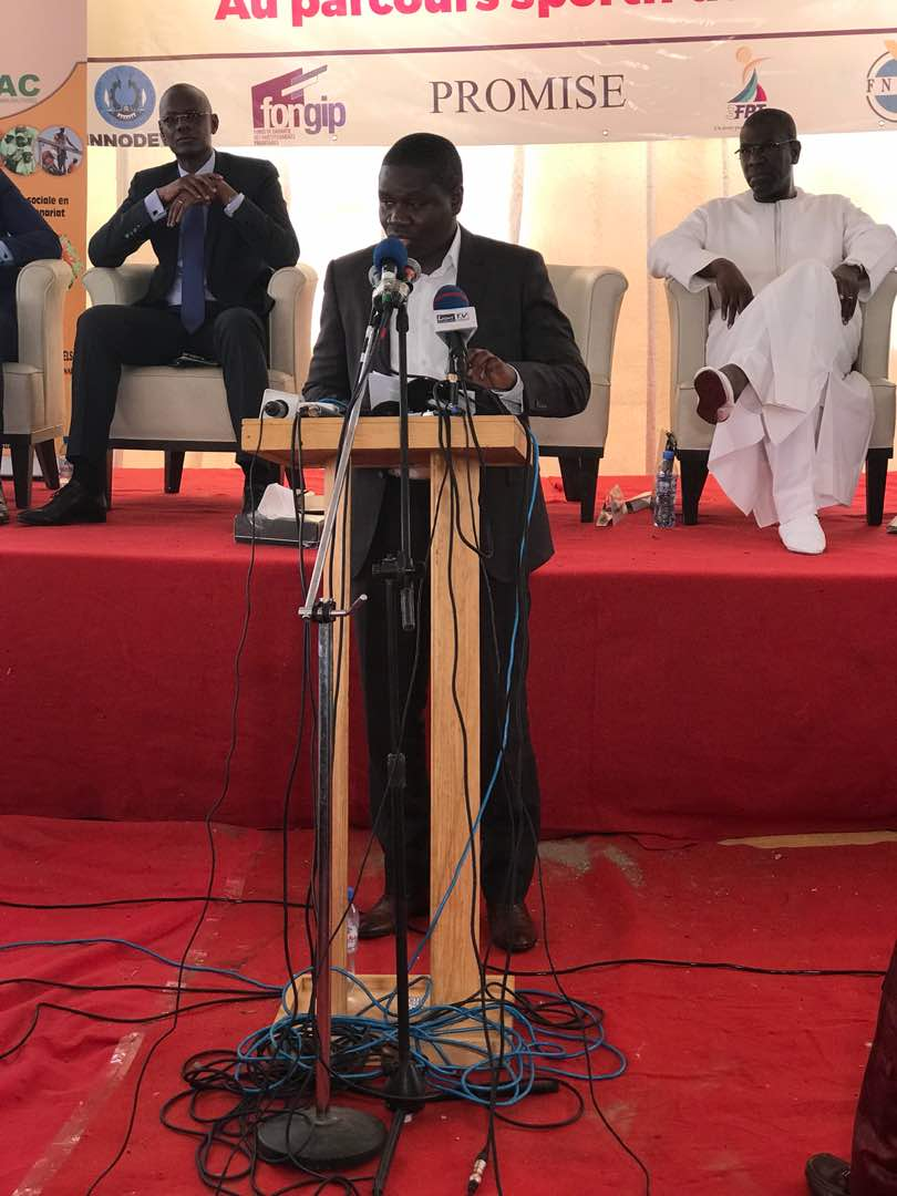Me Oumar Youm lors du Forum du « Grape B » : « Pikine devra être la locomotive de la victoire du Chef de l'Etat en 2019 »