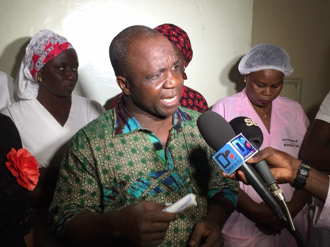 TOUBA / DOCTEUR BASILE : ' Rares sont les femmes malades du cancer du col de l'utérus qui se présentent dès le stade de la lésion précancéreuse '