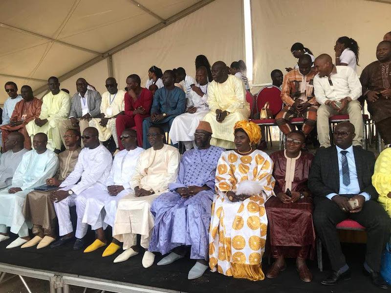 """Le mouvement """"Sénégal Demain"""" dans le Macky et promet une victoire à Dakar au Président"""