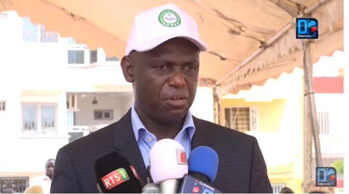 Mansour Faye cogne l'opposition : « Non aux discours vides de sens…nous n'avons pas de temps à perdre.»