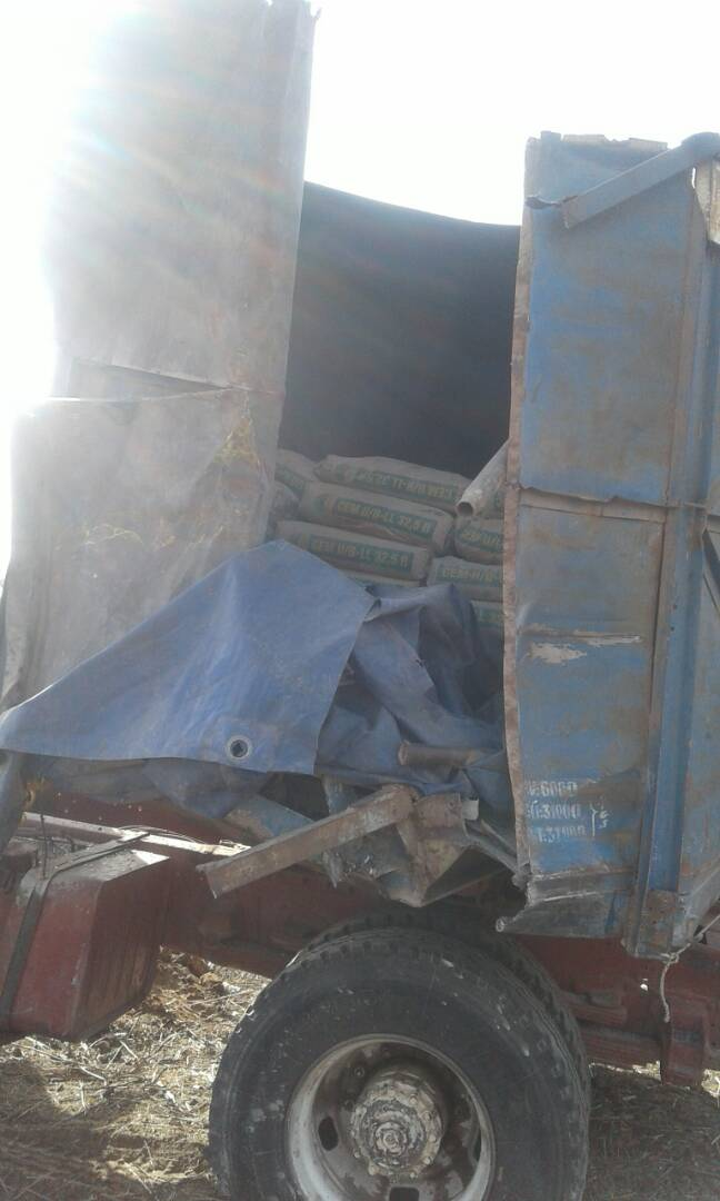 Terrible accident sur la route khombole : 5 personnes perdent la vie dont 3 femmes (IMAGES)