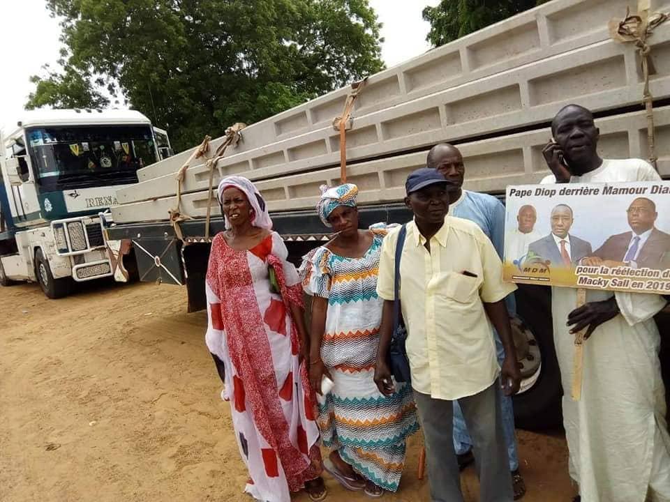 ÉLECTRIFICATION RURALE : 6 VILLAGES DE LA COMMUNE DE COKI ÉLECTRIFIÉS PAR MAMADOU MAMOUR DIALLO