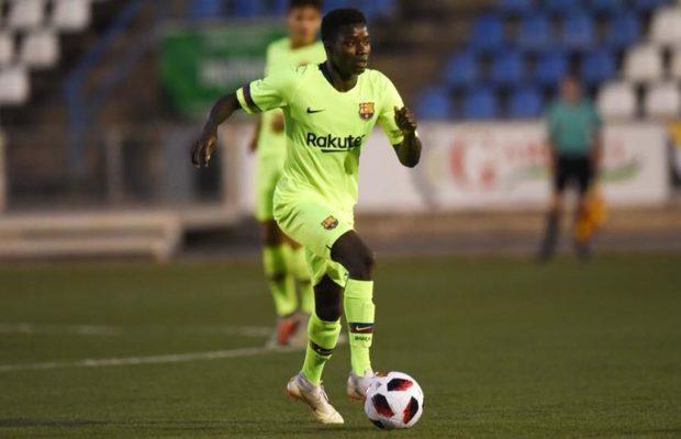 BARÇA B : Moussa Wagué out pour 4 semaines