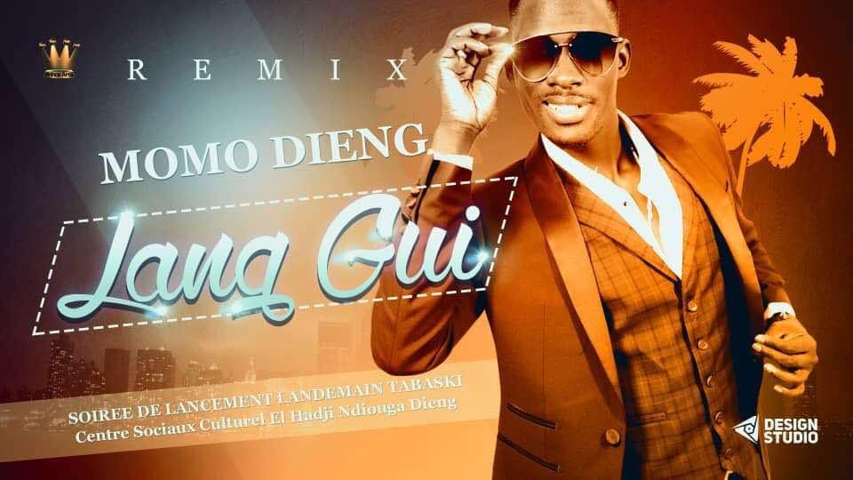 Ndéwéneul avant l'heure : Momo Dieng lance « Lang Gui Remix »
