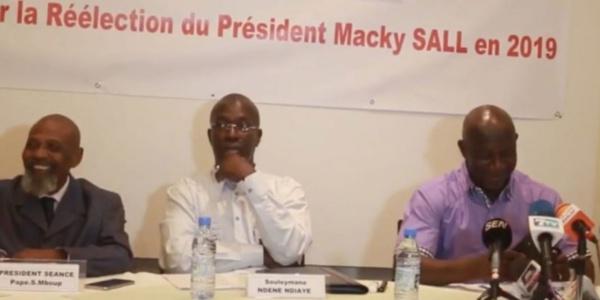 Audience au Palais : Macky Sall reçoit ses anciens camarades libéraux du « Rappel »
