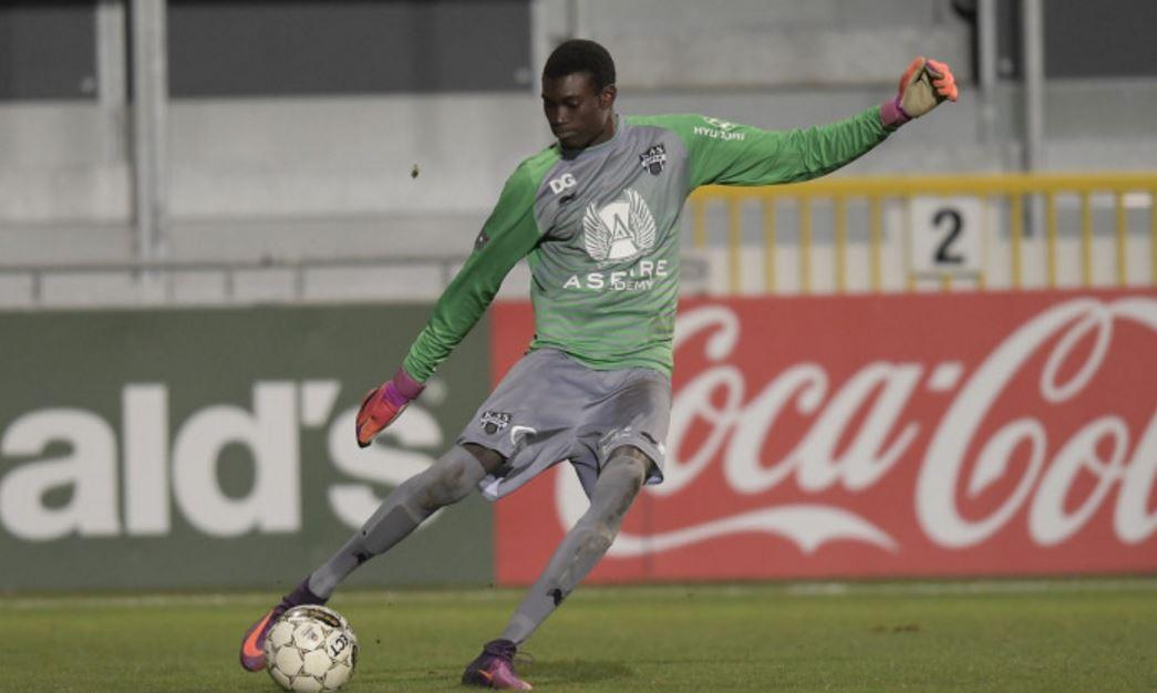 """Babacar Niasse, gardien KAS Eupeun (D1 Belgique) : """"J'attends mon heure avec l'équipe nationale du Sénégal"""""""