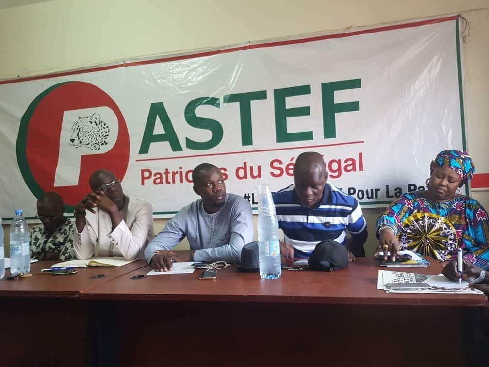Menaces contre Ousmane Sonko :  Pastef tient d'ores et déjà l'Apr responsable de tout ce qui pourrait arriver à son leader