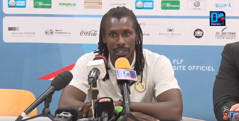 Madagascar / Sénégal : Aliou Cissé publie sa liste ce vendredi 24 août