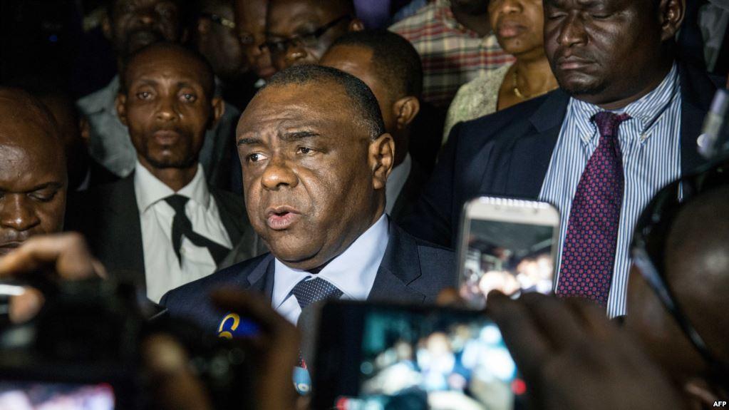 RDC : six candidats exclus de la présidentielle en RDC, dont Jean-Pierre Bemba (Commission électorale)