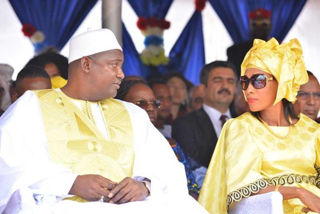 GAMBIE : Un peu plus sur le scandale du virement bancaire obscur de la Première Dame