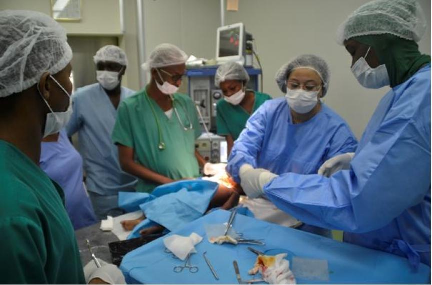 Chirurgie cardiaque au Sénégal : Un seul centre pour 15 millions d'habitants