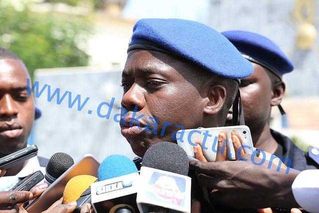 SECTION DE RECHERCHES : Le commandant Abdou Mbengue remplace Issa Diack