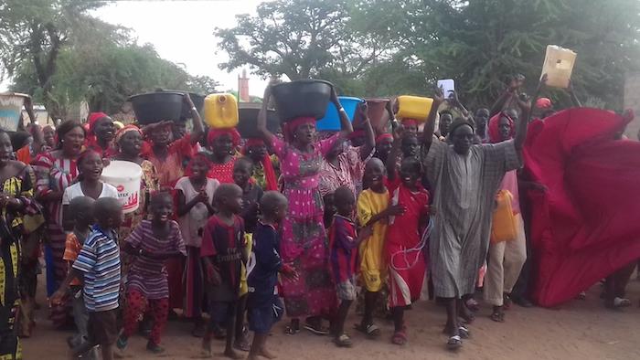 Fass–Ngom : Les populations de Bidieum réclament de l'eau potable