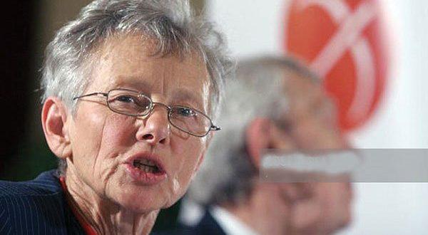 Trudy Stevenson est morte d'une inflation du pancréas