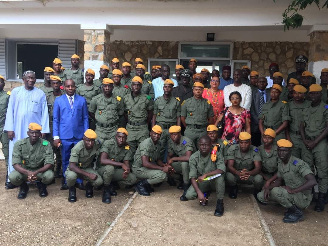 Formation à l'ENAP de Sébikotane : «Ceci n'est pas une réponse à AMNESTY» (Mme Josette M. L. Ndiaye, ONLPL)