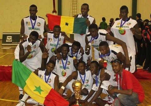 Basket : Le Sénégal se qualifie pour la prochaine Coupe du monde FIBA U19