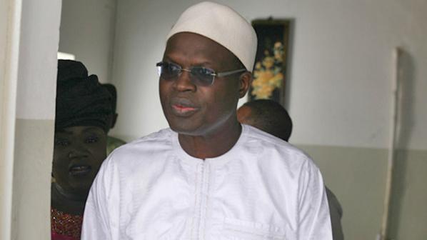 Révoqué de son poste de Maire de Dakar : Khalifa Sall a rendu son véhicule de fonction