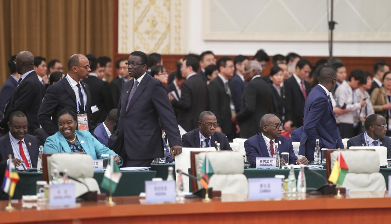 Sommet du Forum sur la Coopération sino-africaine : Remarques de SEM Macky Sall, Président de la République du Sénégal, co Président du Forum