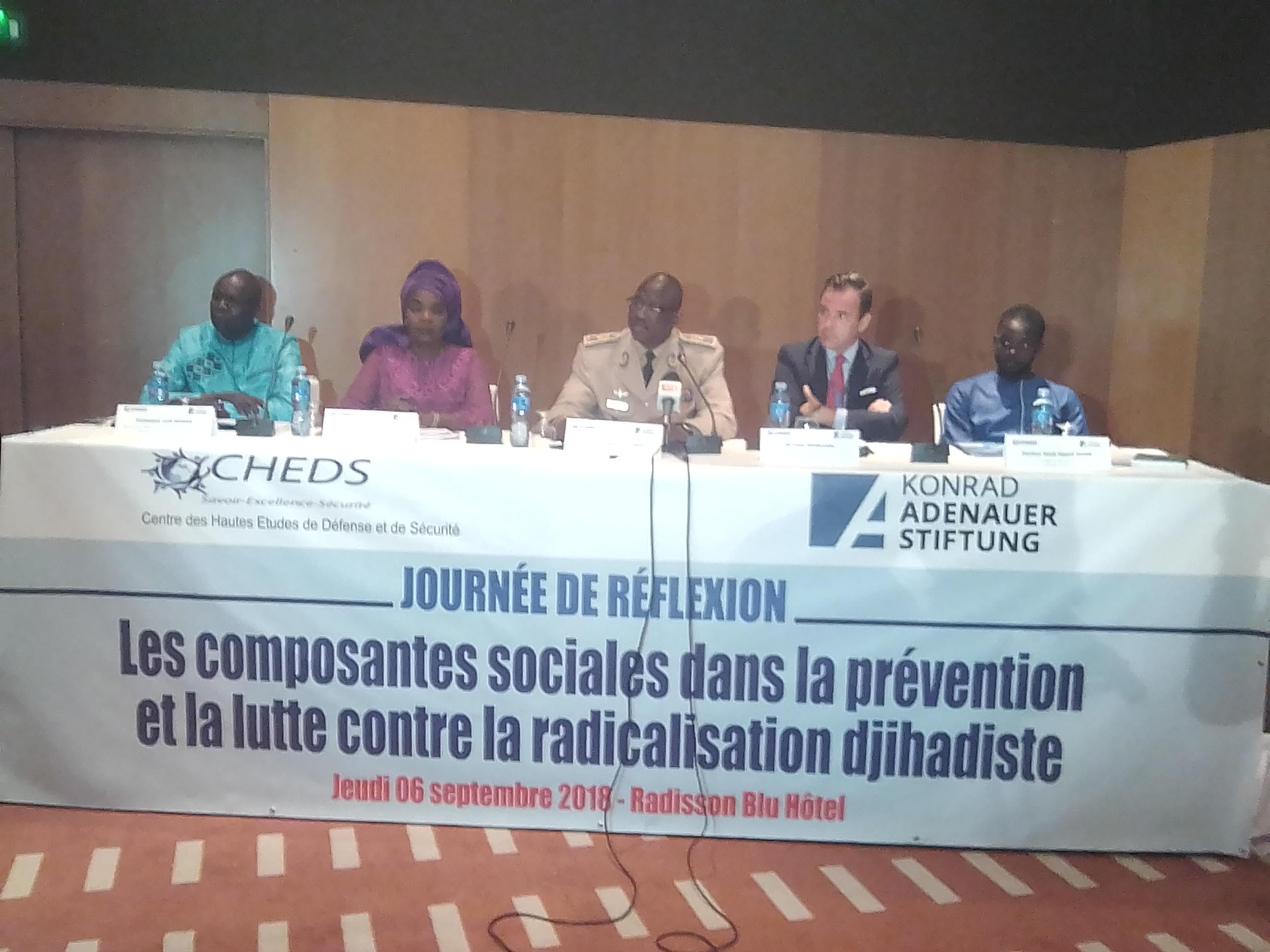 Lutte contre la radicalisation djihadiste : Des experts allemands et sénégalais réfléchissent sur la question