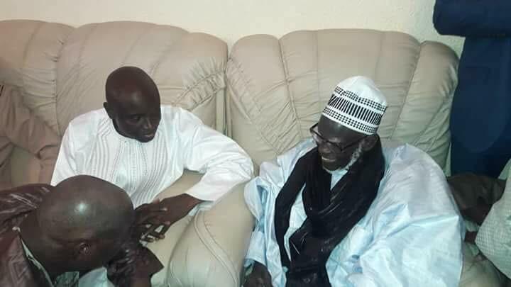 PRÉSENTATION DE CONDOLÉANCES - Le ministre Aly Ngouille Ndiaye à Touba