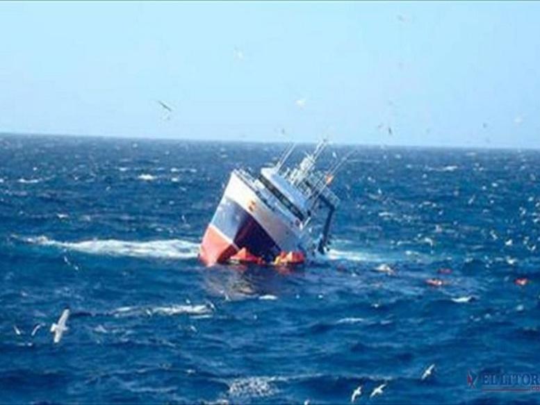ZIGUINCHOR – Un chalutier chavire en haute mer : 12 portés disparus et 3 rescapés sauvés par le navire Aline Sitoé Diatta