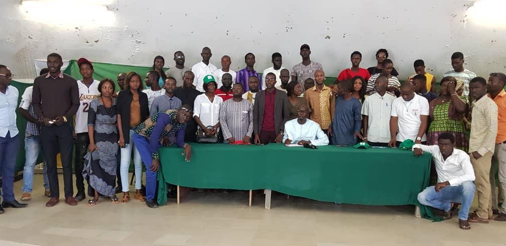 Thiès : Les jeunes socialistes lancent les opérations de parrainage du président Macky Sall