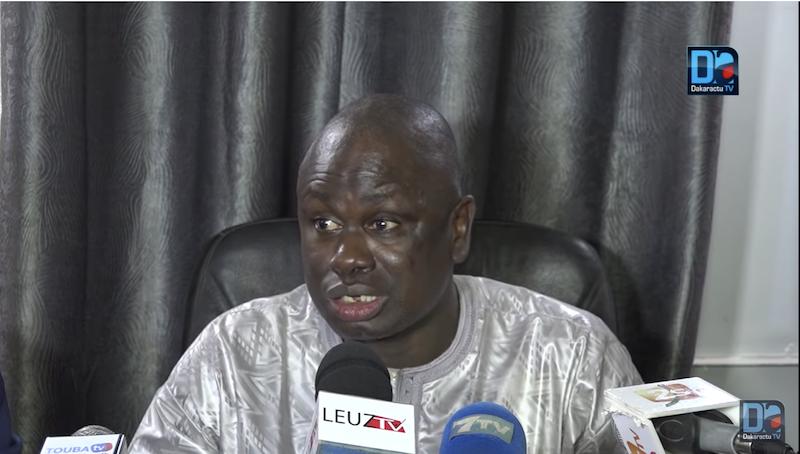 Seydi Gassama : « La classe politique est de mauvaise foi »