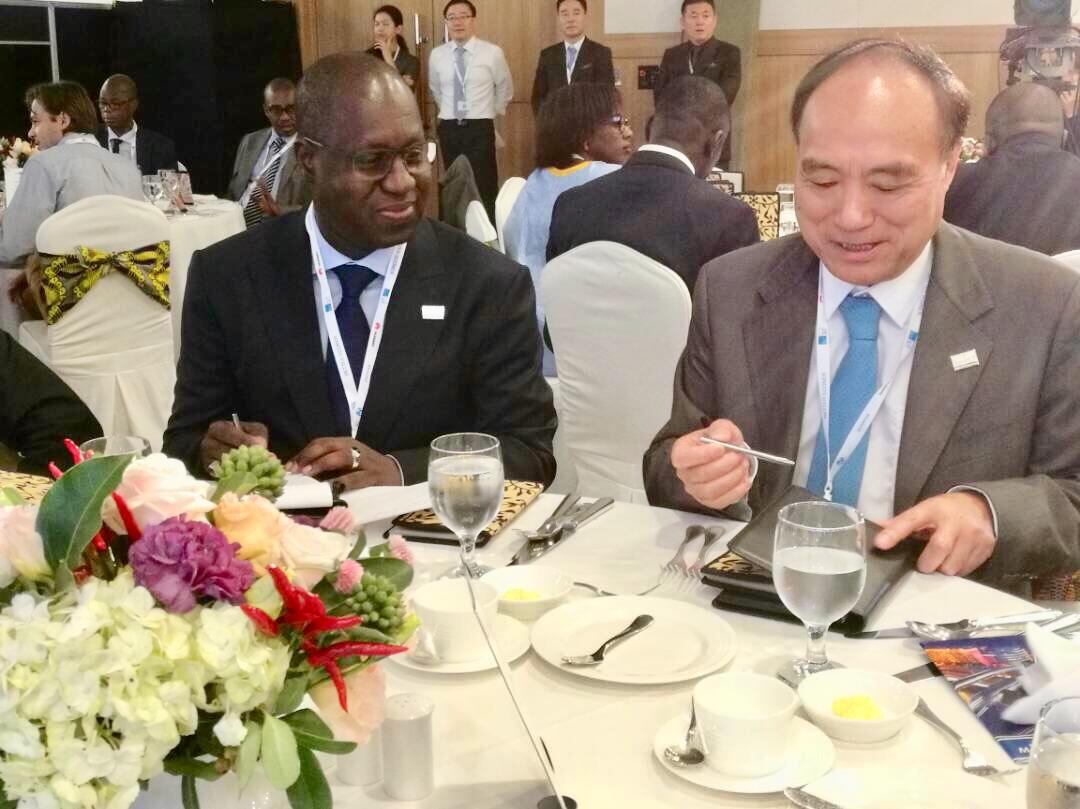 Le Sénégal, candidat au Conseil de l'UIT, lance sa campagne à Durban
