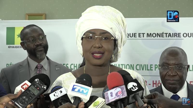 Exploitation de la ligne Dakar-Paris par la compagnie Air Sénégal S.A. : les éclairages du Ministère des Transports aériens